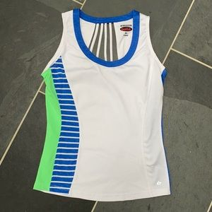 ✨Bolle Strappy Tennis Tank Top Sz S✨